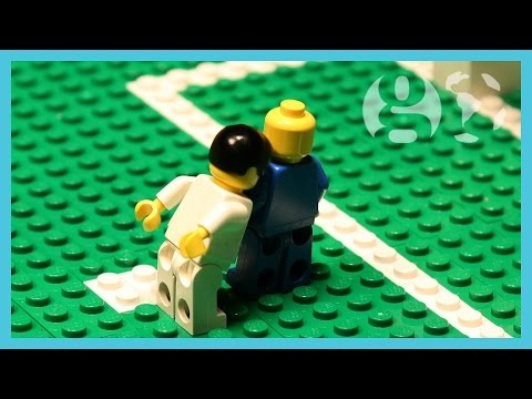 World Cup 2014 Highllights | Suarez bite, David Luiz free kick, Neymar injury | Brick-by-brick