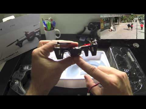 Thumbnail of video Hubsan107C unboxing, review y experiencia de compra con banggood