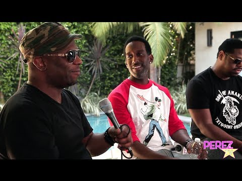 EXCLUSIVE! Boyz II Men Talk About Their Upcoming Album, Performing Classic Songs, & More!