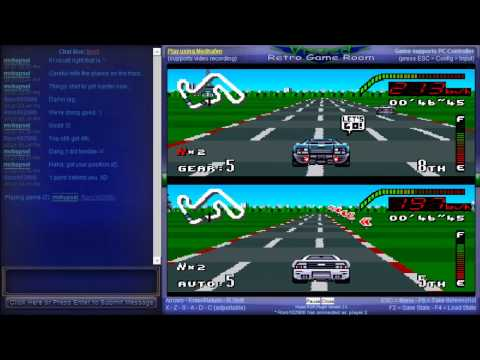 Top Gear - Netplay Session - / Complete - User video