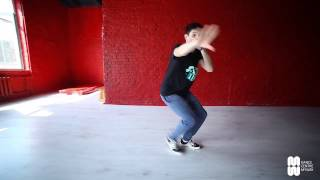 Trey Songz feat.Rick Ross Dont Be Scared Choreography Igor O...