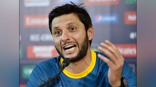 Shahid Afridi given legal notice by Lahore High Court for praising India