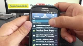 Como Borrar El Historial De Navegacion En Android Samsung
