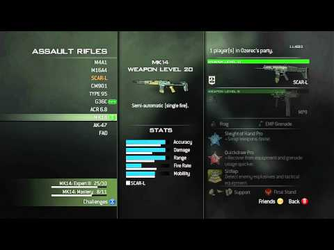MW3 - MW3: Assault Rifles Review & Ranking