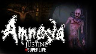 """El Retorno de Amnesia (Justine) - """"SuperLive con BersGamer el Chino-Japonés"""""""