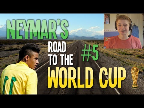 FIFA 14 - Neymar's Road To the World Cup - EP. 5 (THROUGH THE GROUP STAGE?!)