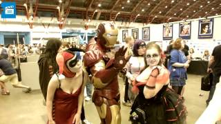 [London Film and Comic Con 2013!]