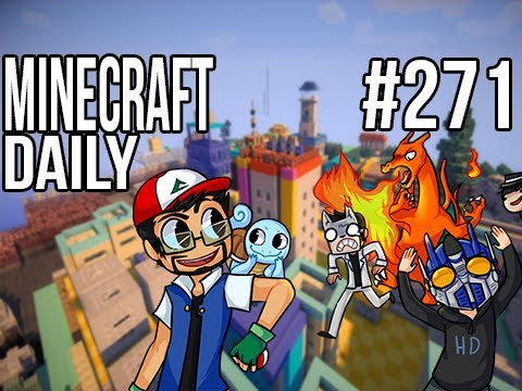 Minecraft Daily | Ep.271 | Ft. Kevin, ImmortalHd and Steven | FOSSILS COME ALIVE!, Show your support by leaving a like Homies :D I Also face palmed when I saw this part :P I get fossil cleaners are my weakness Get your very own Minecraft se...
