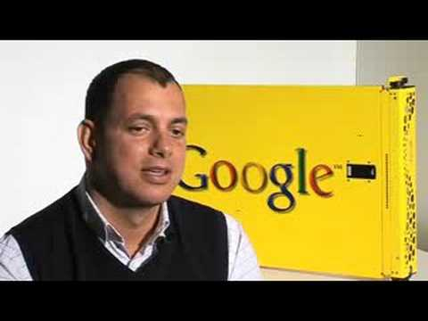 Business TV: Google why staff get personalised workplaces