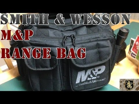 Smith & Wesson M&P Tactical Range Bag
