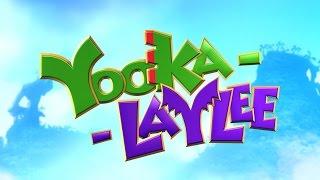 Yooka-Laylee - Karakter Trailer
