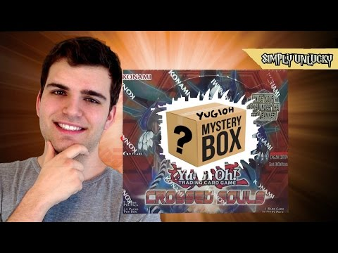 BEST Yugioh Crossed Souls Lucky Mystery Box Opening in the Galaxy! OH BABY!!