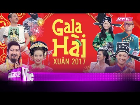 HTV2 - GALA HÀI XUÂN 2017 FULL