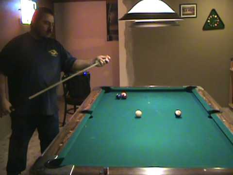 Billiards Fundamentals. Stop Draw Follow