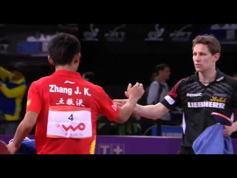 World Table Tennis Championships Daily Show - Day 6