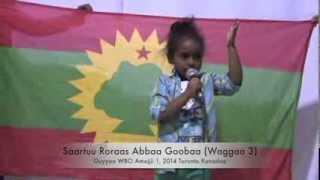 TVOMT: Faaruu Alaabaa Oromoo – Saartuu Roraas Abbaa Goobaa (Umriin Waggaa 3)