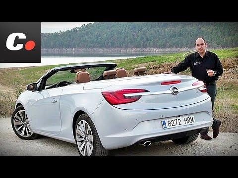 Opel Cabrio / Cascada - Prueba / Review (2013)