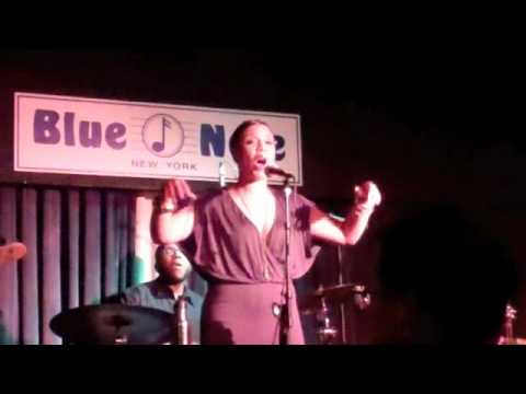Shayna Steele- So Real at The Blue Note Jazz Club NYC