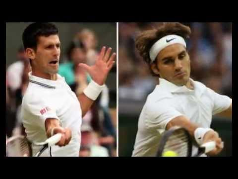 Novak Djokovic beats Roger Federer to Win Wimbledon 2014