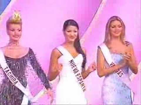Miss Venezuela 1999 (finalistas)