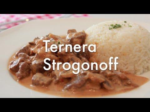 Ternera Strogonoff