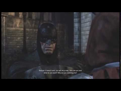 Batman: Arkham City Hints at Sequel SPOILERS