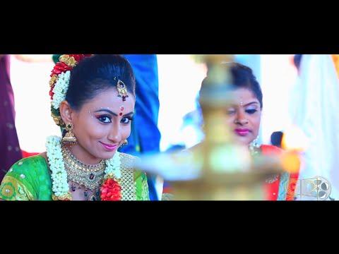 Malaysian Indian wedding Highlights of Maniarasu + komathi