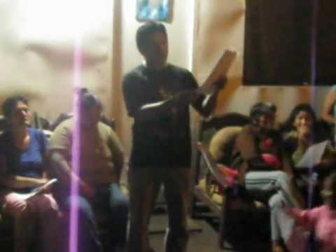ENSEÑANZA CRISTIANA - 25-04-2012 - UN BILLETE DE 1000 SOLES 2DA. PARTE EN CHORRILLOS.mp4