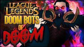 League Of Legends: Doom Bots Of Doom Nivel II Con Pinguino
