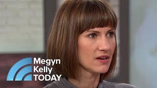 President Trump 'Kept Kissing Me' In Trump Tower, Woman Says: 'I Was Devastated'   Megyn Kelly TODAY