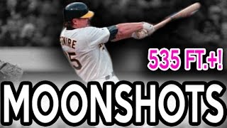 MLB: Moon-Shot Homeruns (HD)