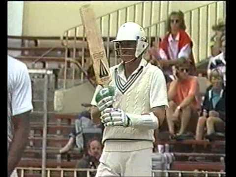 MALCOLM MARSHALL vs New Zealand 1987 LONG VIDEO