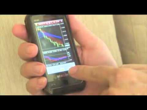 How To Trade Forex With A Mobile Android Phone, Ipad or Iphone -KZAnoC7yswk