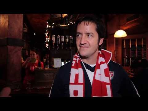 USMNT fans react to 2014 FIFA World Cup Draw at Fado Chicago