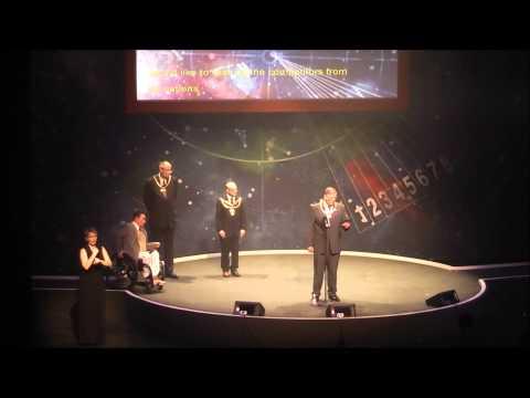 Sochi 2014 Paralympic Heritage Flame Spirit in Motion Aylesbury Waterside Theatre