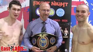 COMBAT FIGHT NIGHT v Banskej Bystrici s Vladom ´Terminátorom´ Konským
