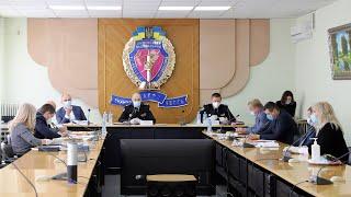 Відзначено наукову діяльність працівників та курсантів університету