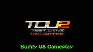 Test Drive Unlimited 2 PS3 Buggy V8 Gameplay