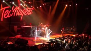 Ted Nugent FULL SET Glens Falls Civic Center NY April 24