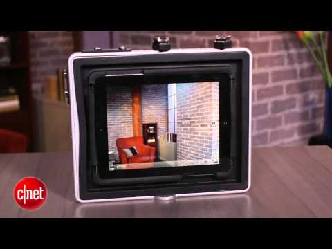 Padcaster takes iPad videography to next level