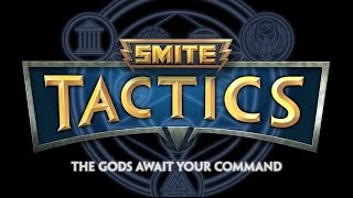 SMITE Tactics - Reveal Trailer