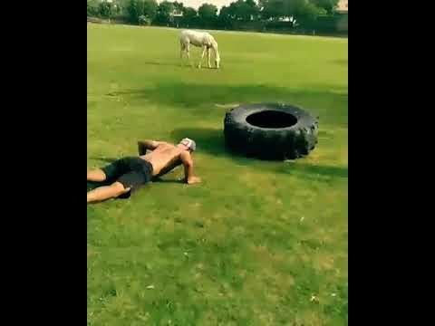 wadde jigre motivational workout video  #workout #crossfit #himmatsandhu