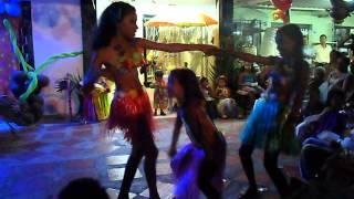 fiesta de baile:
