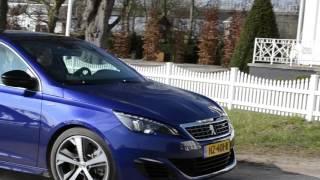 /Teaser Peugeot 308 GT 2.0 BlueHDI 180