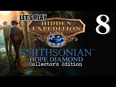 Hidden Expedition 6: Smithsonian Hope Diamond CE [08] w/YourGibs - VOYAGE EN FRANCE