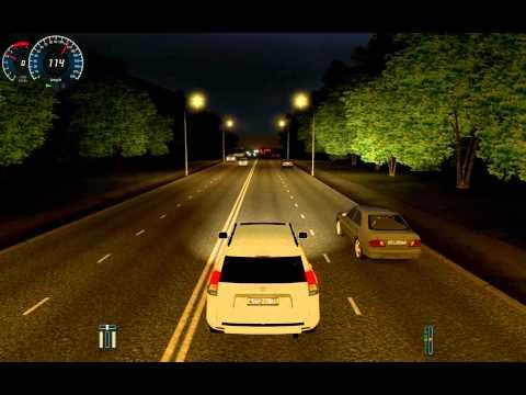 City Car Driving 1.3.3 Toyota LC Prado 150