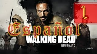 The Walking Dead 3 Temporada Capitulo 1 En Castellano