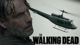 Walking Dead | That Chopper!? | Who was it? | Season 8| Episode 5
