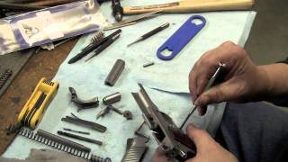 Wilson Combat Replacement Of All Springs On A 1911