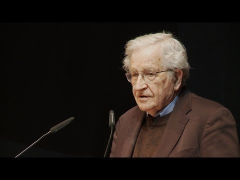 Noam Chomsky: Driving forces in US policy | Vortrag